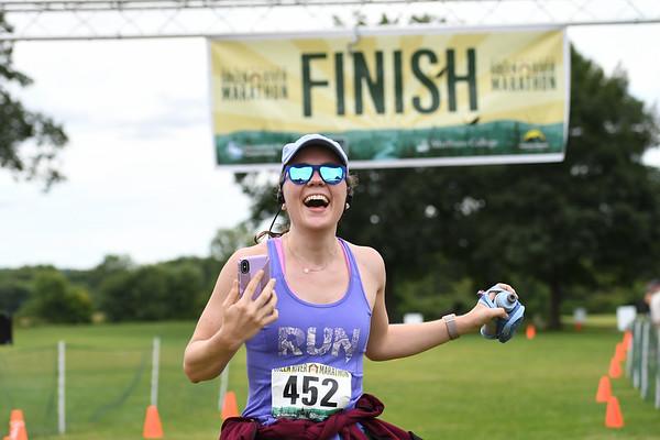 New England Green River Marathon Highlights