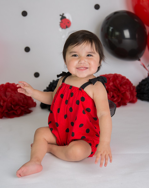 Leah's First Birthday