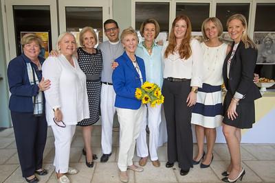 Celebrating Kitty Finneran's Retirement - April 23, 2014