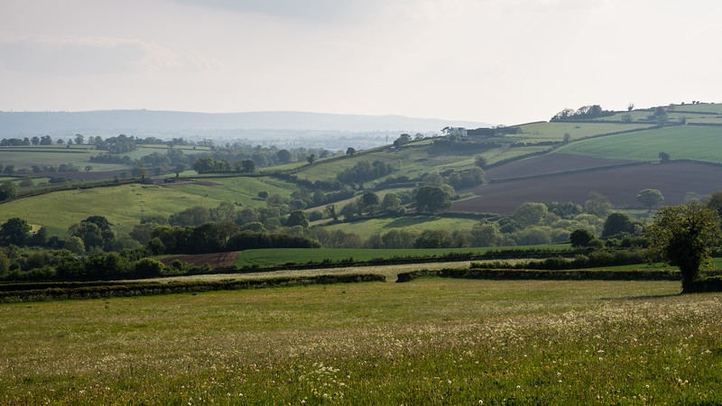 Chew Valley landscape