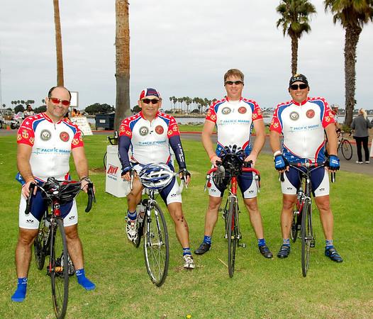 2009 Bike MS Bay to Bay Tour