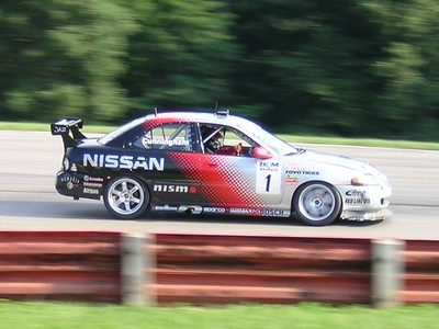SPEED World Challenge Touring Cars at Mid-Ohio