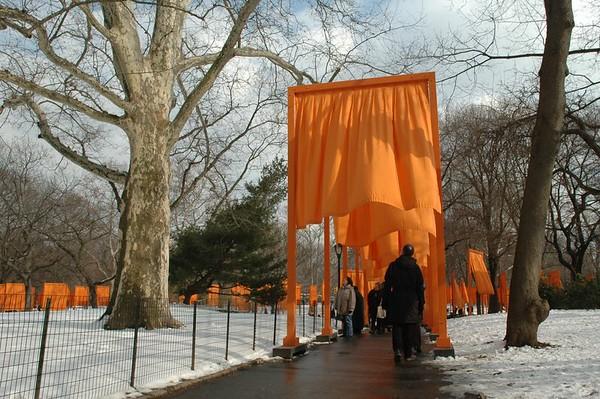 The Gates - Christo