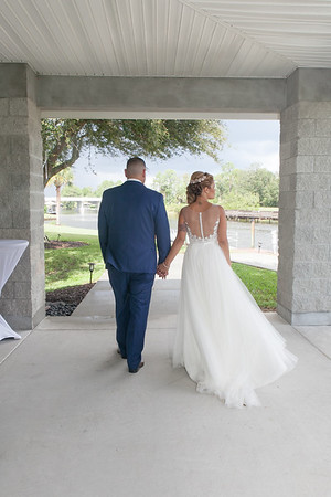 The Berrios' First Look, The Channel Side, Palm Coast Florida