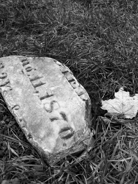 All That Remains (Holy Corners Cemetery, Caledonia Township MI)