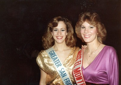 1982/01 - Miss California Pageant