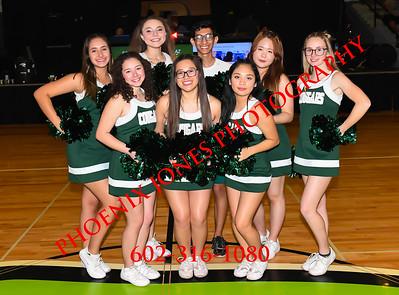 1-21-2020 - Antelope @ Phoenix Christian - Girls Basketball