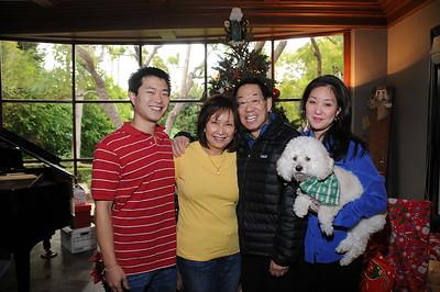 12-25-2012 Christmas at Shimizu's