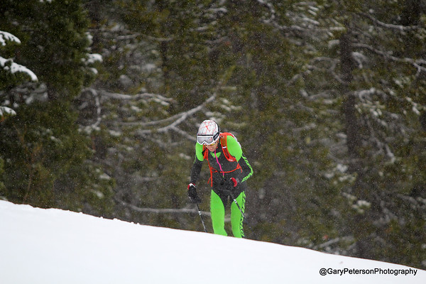 Wyeast Ski Mountaineering Race MT Hood Skibowl April 6, 2019