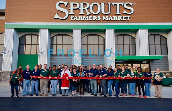 Sprouts Opening
