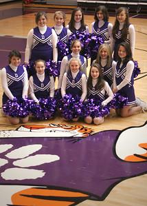 DMS Cheerleaders 2006