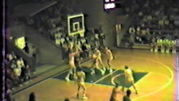Forest Park vs. Washington Catholic 1987 Alan McDonald highlights