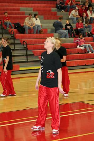 Girls Freshman Basketball - 2007-2008 - 2/4/2008 Cedar Springs