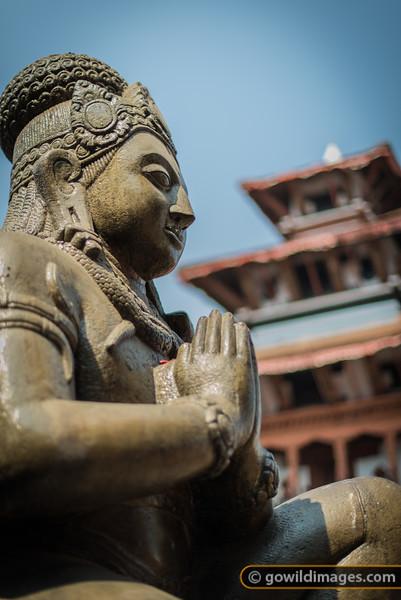 Durbar Square temple
