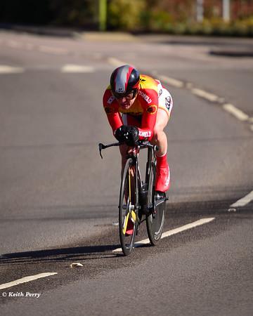 2016 Welwyn Wheelers Hilly Time Trial