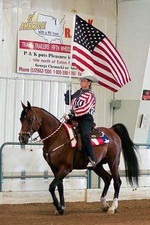 Colors & Flag Presentation - Sept. 11 2011