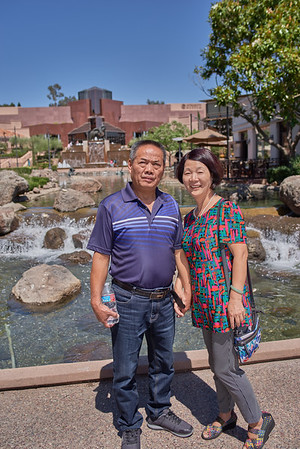 Ling Ling's Parent Visit July 2017