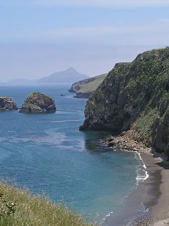 Santa Cruz Island Campout, May 2006