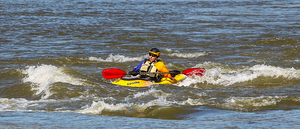 James River/First Break 2-9-2013
