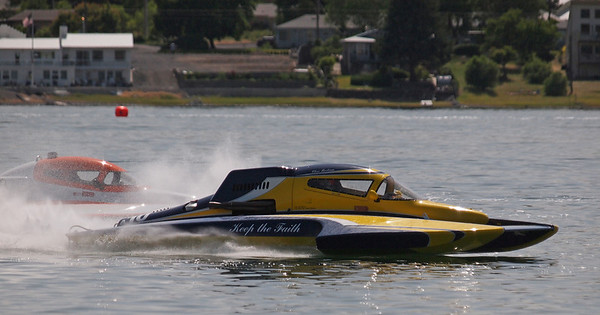 Soap Lake Hydroplane Races 2013