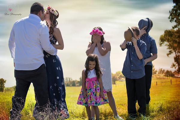 Hart Family Mini Shoot