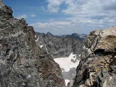 Arapaho Glacier 7-23-2006