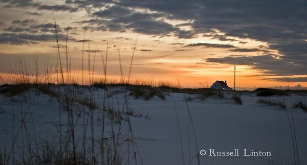 Gulf National Seashore - Fort Perkins