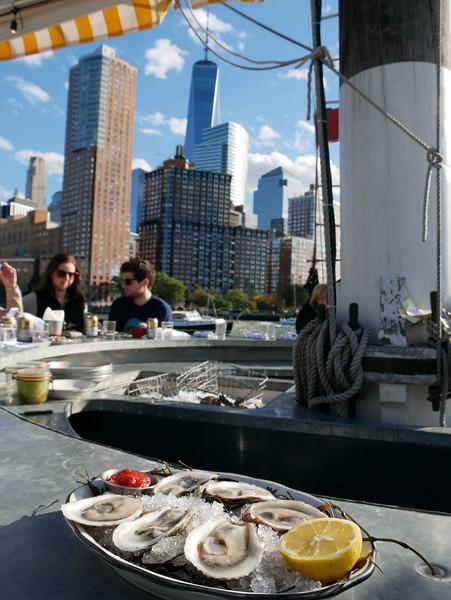 NYC: Grand Banks Oyster Bar