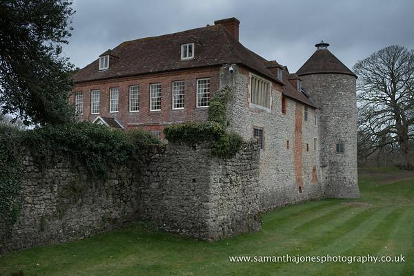 Westenhanger Castle open day