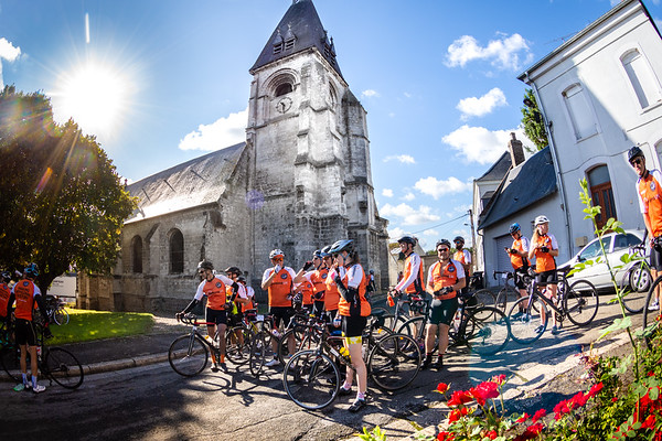 Day 3 Abbeville to Beauvais