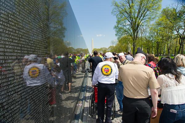 11. Vietnam War Memorial