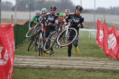 Jingle Cross 11-16-13 Beginners