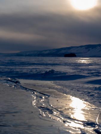 Байкал март 2021