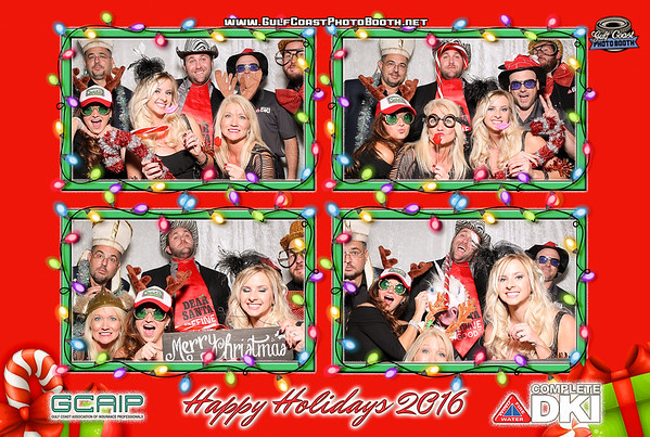GCAIP & Complete DKI Christmas Party 2016