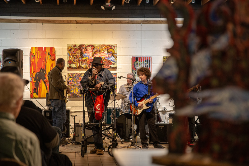 March 15, 2019 - Black Box Gallery, Dearborn