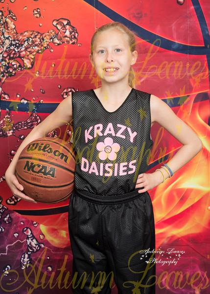 5G Krazy Daisies - TNYMCA Basketball