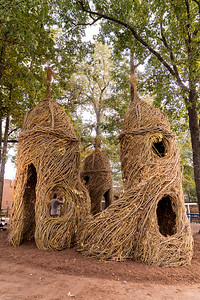Meet and Greet Patrick Dougherty