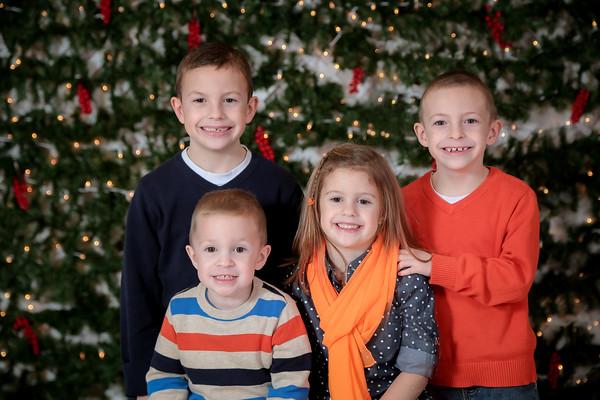 Vandervolt Family
