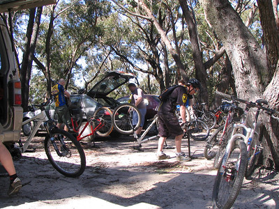 Narrow Neck - 1st October 2006