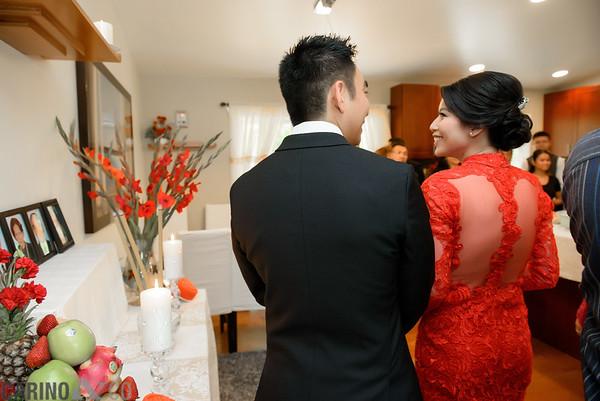 Pre Ceremony