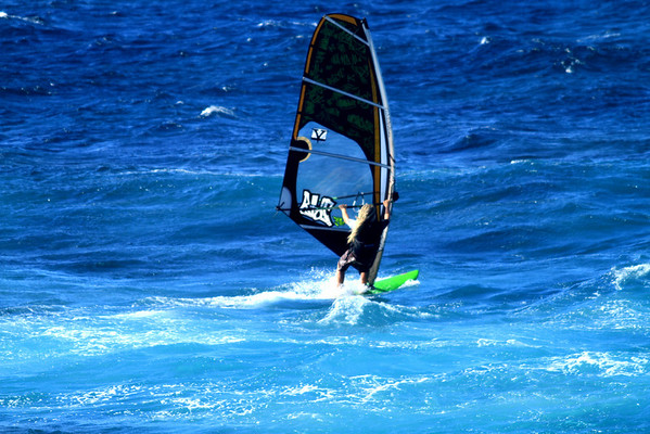 Windsurfing Nov-Dec 2010