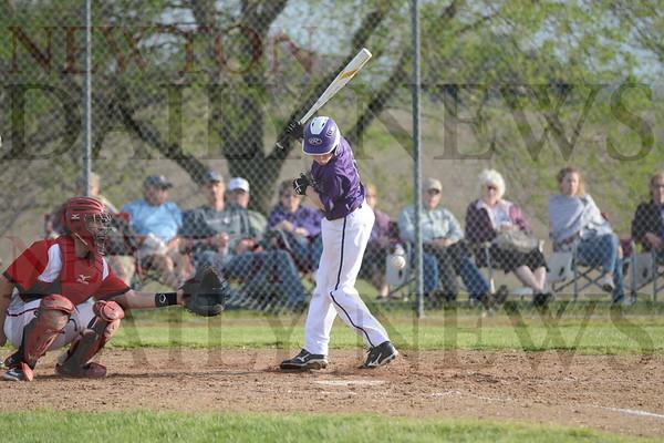 Baxter Baseball/Softball vs. North Tama 5-24-19