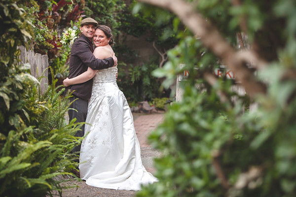 Katharine & Chris - Wedding Photo's