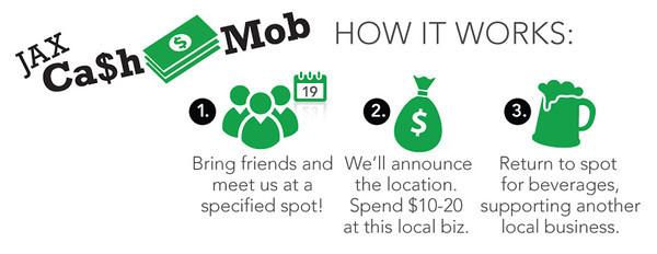 Jax Cash Mob