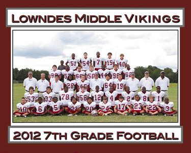 2012 LMS 7th Grade