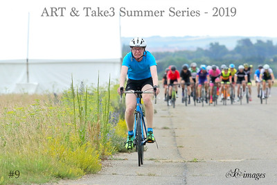 ART & Take3 2019 Summer Series # 9