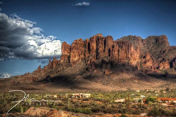 Superstition Mountain AZ