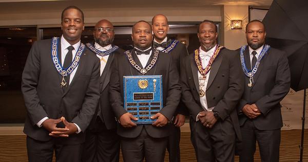 Prince Hall Grand Lodge Banquet 2018