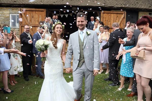 Rebecca & Tom Wedding 2016