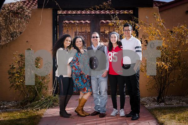 Thanksgiving Family Shots